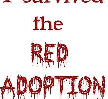Red Adoption by hicsuntleones
