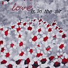 Love is in the Air - Red by Aimelle