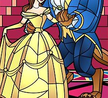 Beauty and The Beast by padasshop