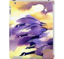 Flying Home - Canada Geese iPad Case/Skin