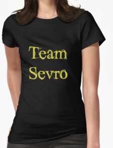 Team Sevro Womens Fitted T-Shirt