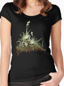 Life-Death-Life Women's Fitted Scoop T-Shirt