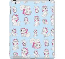 Marie Pattern - The Aristocats iPad Case/Skin