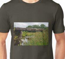 Clapper Bridge,  Postbridge  Unisex T-Shirt