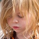 Lily - a study in concentration by David Clarke