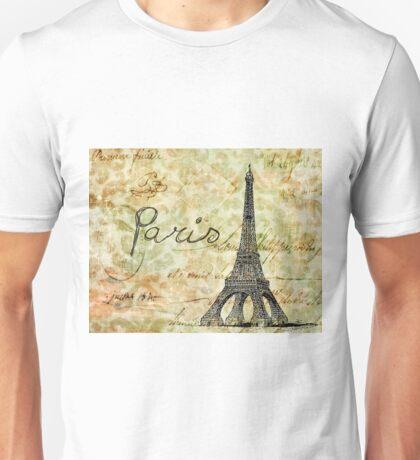 Paris - v07b Unisex T-Shirt