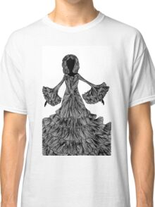Abstract girl Classic T-Shirt