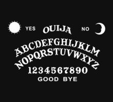 Ouija Board by soxtober