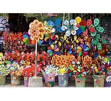 Chinese Fun And color Photographic Print