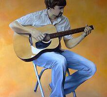 Robert Bray 2006 - Oil on canvas by WhiteSpirits