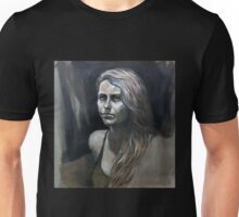 Portrait in Monochrome Unisex T-Shirt