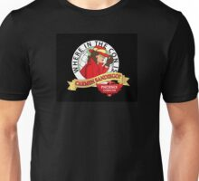 WHERE IN THE CON IS CARMEN SANDIEGO Unisex T-Shirt