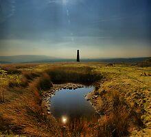 Grassington Moor by Stewart Laker