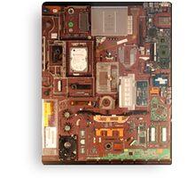 Mac Book Pro 15 inches Metal Print