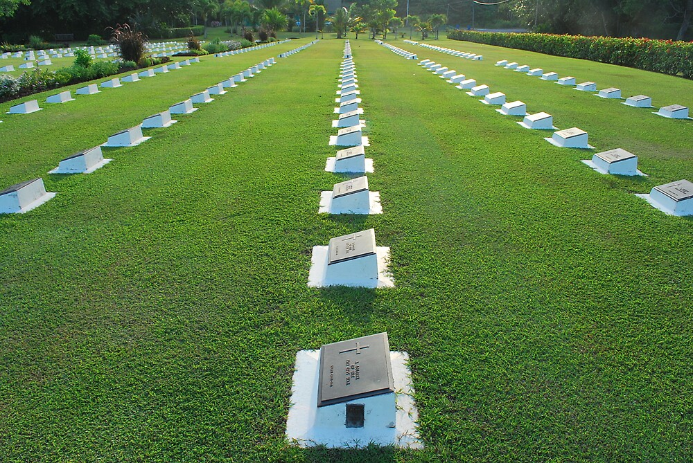 World War II Memorial Ground, Labuan by ptjack