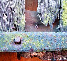 Iron and Wood by Wulfrunnut