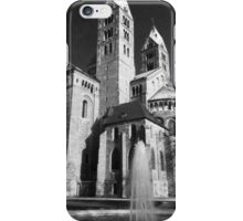 Eleventh Century Speyer Cathedral Germany iPhone Case/Skin
