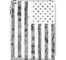 American Flag Money iPad Case/Skin