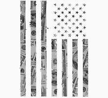 American Flag Money Unisex T-Shirt