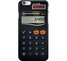Smartphone Calculator iPhone Case/Skin