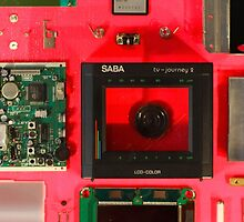 LCD TV SABA by djaypi