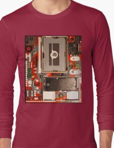 Mac Book Pro Apple Long Sleeve T-Shirt