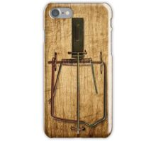 Mousetrap Case iPhone Case/Skin