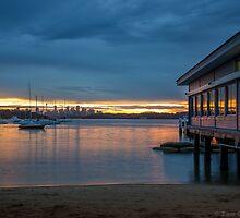 Watsons bay by Tam Church