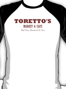 Toretto's Market & Cafe T-Shirt