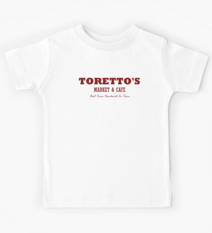 Toretto's Market & Cafe Kids Tee