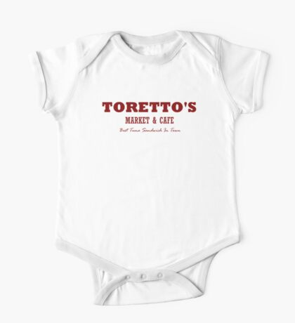 Toretto's Market & Cafe One Piece - Short Sleeve