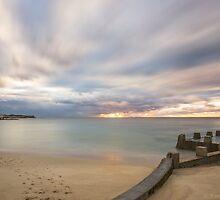 Coogee Beach by Tam Church