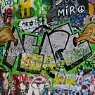 John Lennon Wall - Prague by dozzie