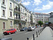 My beautiful white city--Belgrade by Ana Belaj