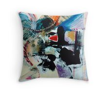 Transcendence ~ Abstract 92 Throw Pillow