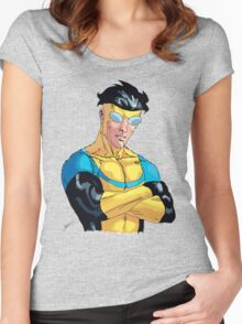 Mark Grayson - Invincible Women's Fitted Scoop T-Shirt