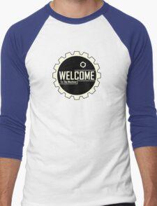 Welcome To The Machine Men's Baseball ¾ T-Shirt