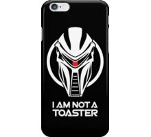Cylon — I am not a toaster iPhone Case/Skin