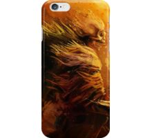 Oblivion Hymns iPhone Case/Skin