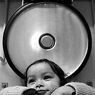 In the washing machine by Etienne RUGGERI Artwork eRAW