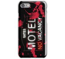Bloody Bates Motel - Phone Case iPhone Case/Skin