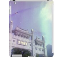 Hong Kong HK iPad Case/Skin