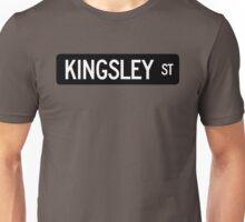 Kingsley St street sign Unisex T-Shirt