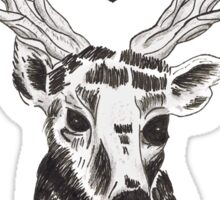 Louis' Deer Sticker
