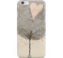 how love grows iPhone Case/Skin