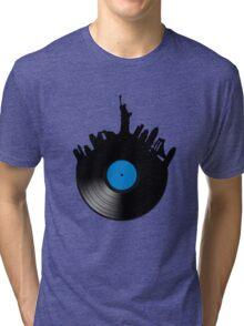 New York, New York Tri-blend T-Shirt