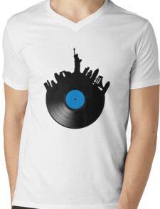 New York, New York Mens V-Neck T-Shirt