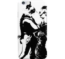 Ballroom cats dance iPhone Case/Skin