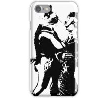 Ballroom cats dance iPhone Case/Skin