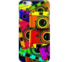 Retro Colours iPhone Case/Skin
